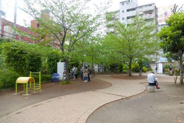 curiosidades japon  En breve en Japón: Parque multiusos en pleno corazón de Shibuya!