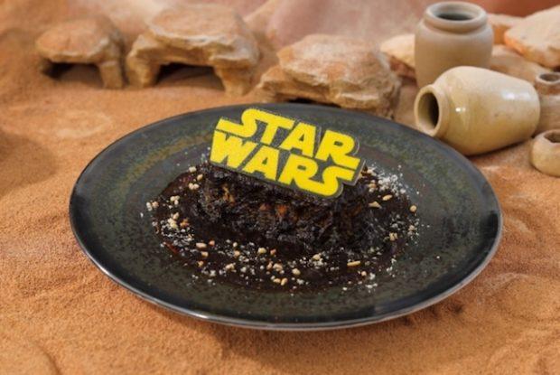 actualidad japon  Come, bebe y compra en los Oh my Caffe temáticos de Star Wars en Japón!