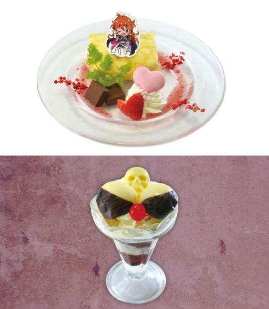 anime japon manga  Nuevos Cafés de Slayer en Tokyo y Osaka para disfrutar con platos temáticos!