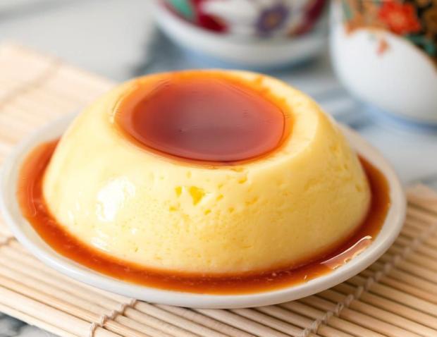 actualidad comida japon  Pudding del mar profundo del Puerto de Numazu, la última moda japonesa!