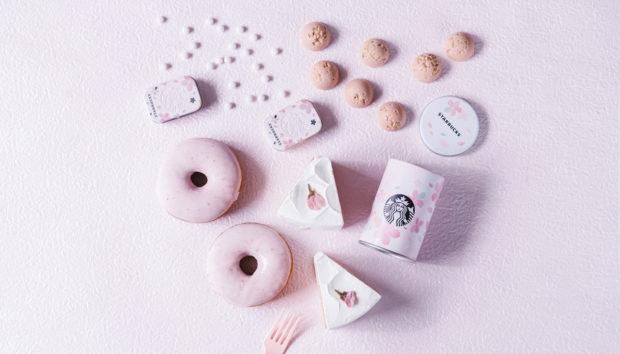 actualidad japon  Starbucks Japón lanza su segundo frapuccino especial Cherry Sakura!