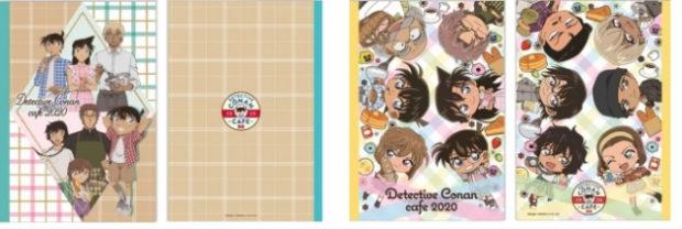 actualidad curiosidades japon  Collaborative Cafes de Detective Conan all around Japón!