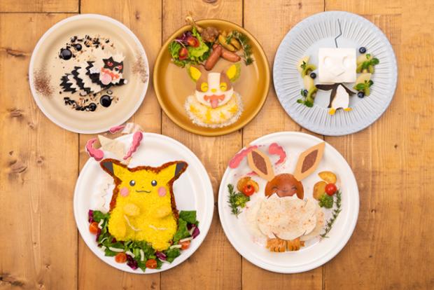 actualidad japon japonshop  Sakura Bloom con la peluca más molona y comestible para Pikachu!