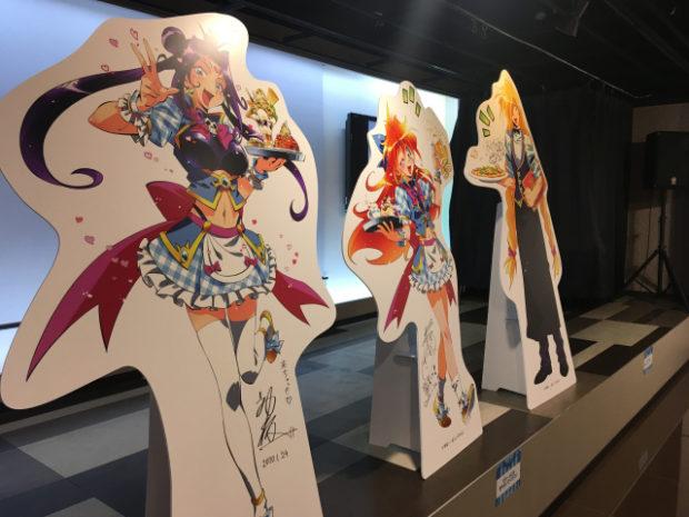 Sin categoría  Slayers Anime Cafe! El motivo perfecto para un SideQuest en Akihabara!