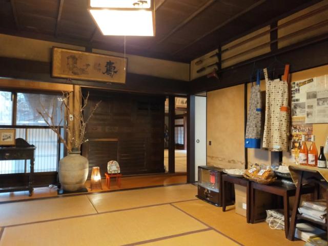 Comiendo en Kyoto como un auténtico Samurái en casa de un Samurái!