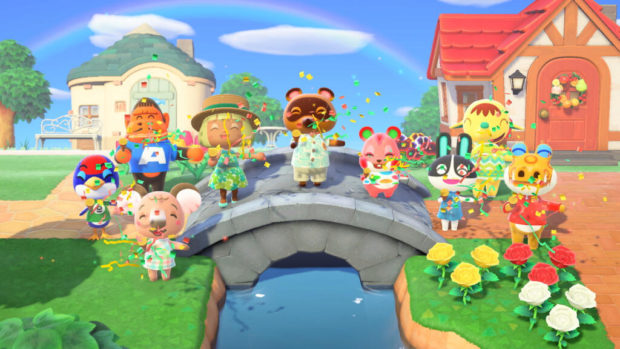 actualidad japon japonshop  Animal Crossing New Horizons YA está en switch! Ediciones especiales figuras y más!