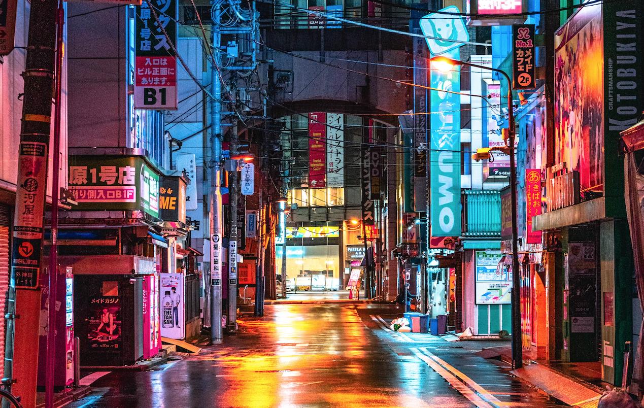 Un paseo por Akihabara sin gente, un espectáculo visual difícil de ver...