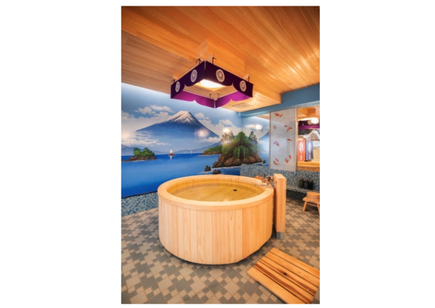 actualidad curiosidades japon  ¡Visitamos el baño público en Harajuku tematizado de sumo! ¡Es una pasada!