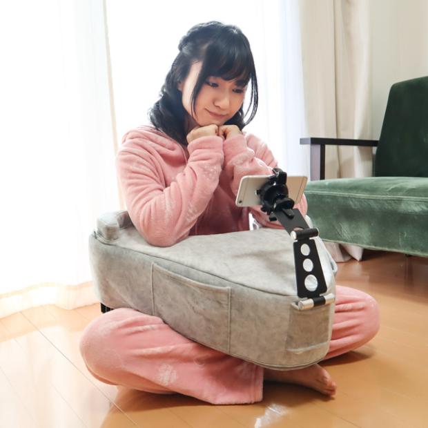 curiosidades japon  ¡El nuevo cojín de Japón que te hará prisionero pero que te molará un montón!