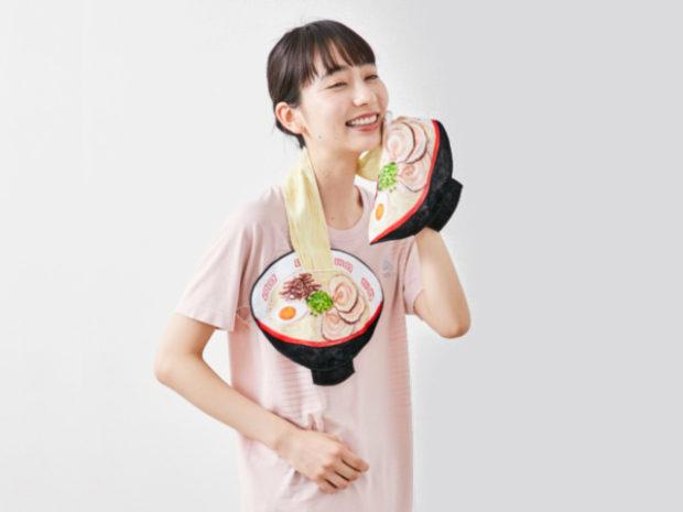 actualidad japon  La nueva toalla de ramen que quieres tener! No dejan de sorprendernos sus diseños!