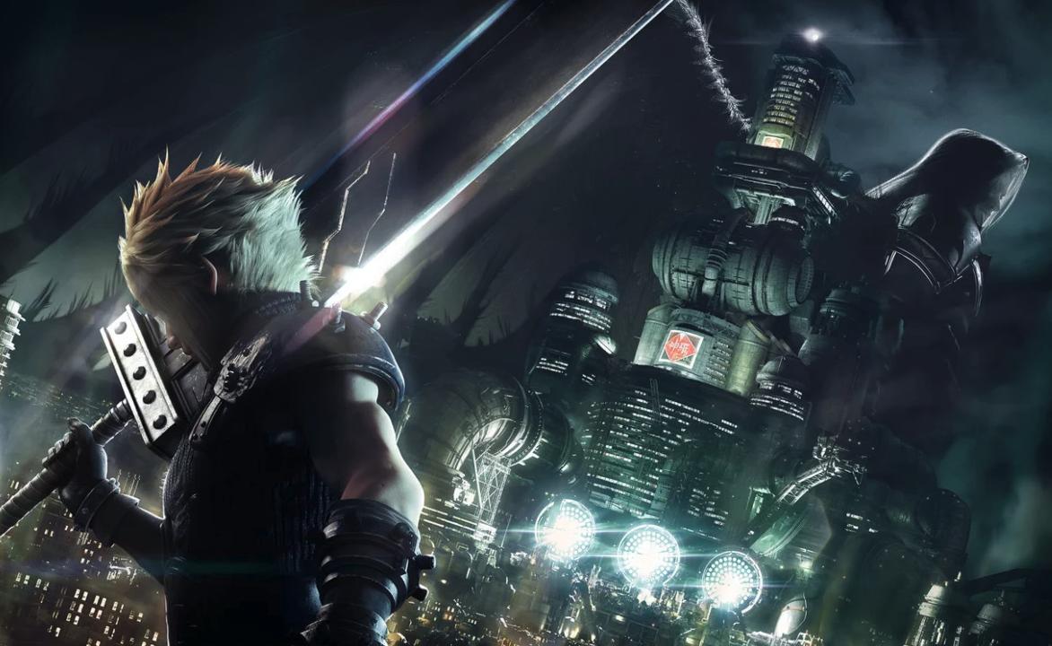 Final Fantasy VII REMAKE está aquí!! Talla de la Buster Sword en un lápiz!