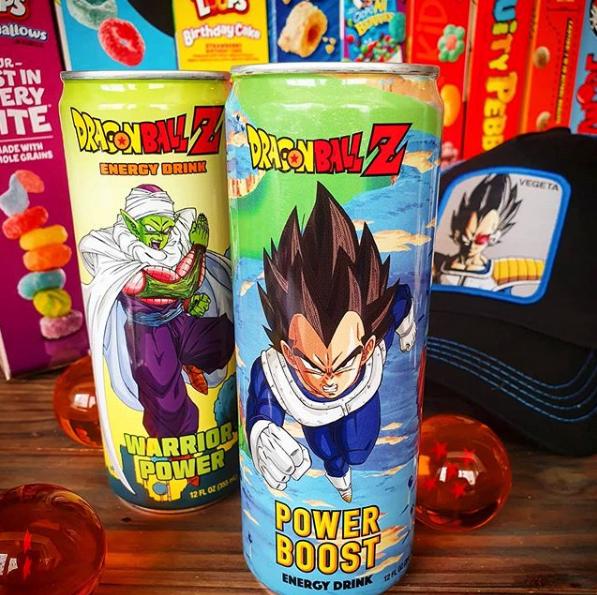 ¡Recarga las pilas con las NUEVAS Bebidas de Dragon Ball en Japonshop!