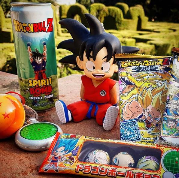 japonshop  ¡Recarga las pilas con las NUEVAS Bebidas de Dragon Ball en Japonshop!