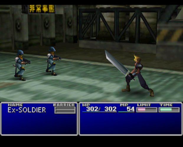 actualidad  Final Fantasy VII REMAKE está aquí!! Talla de la Buster Sword en un lápiz!