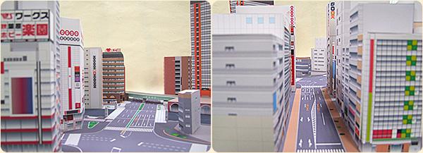 actualidad curiosidades japon  ¡Crea el barrio de Akihabara de papel con este KIT GRATIS para esta cuarentena!