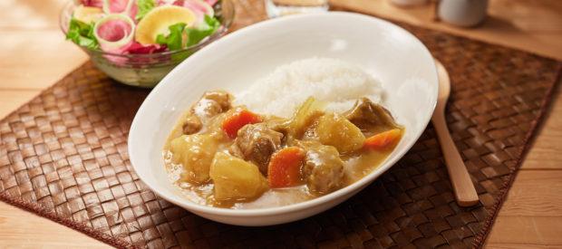 comida japon japonshop  Itadakimasu! Curry en primavera que tu paladar altera! Delicioso!