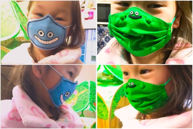 ¡Hasta las mascarillas en Japón son de otra dimensión!