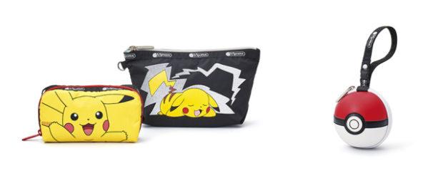 curiosidades japon  ¡Pikachu te elijo a ti! ¡Nueva colección de LeSportSac y fondos para videollamadas!