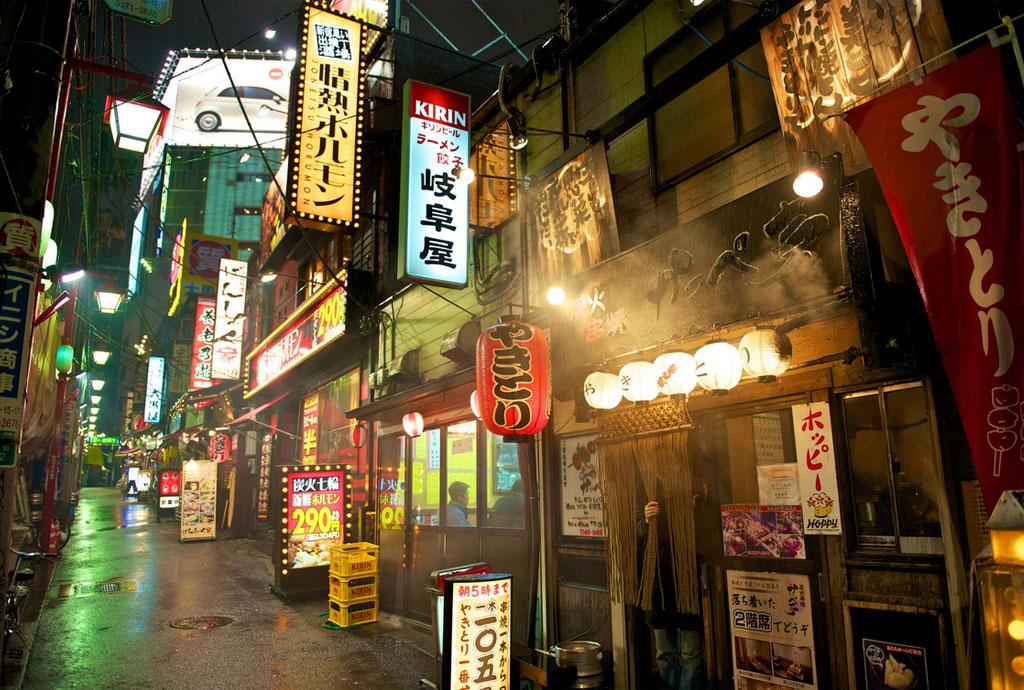 Harajuku en Japón desierto por el Coronavirus: paisajes increíbles