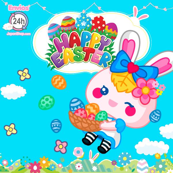 ¡Celebra estas Pascuas desde casa con los productos de Japonshop!