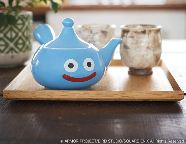 ¡Slime Tea time con Japonshop y Dragonquest!