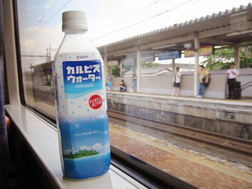 comida japon japonshop  TOP 3 Mayo - 3 CALPIS Soda - Una bebida super molona y rica muy típica japonesa
