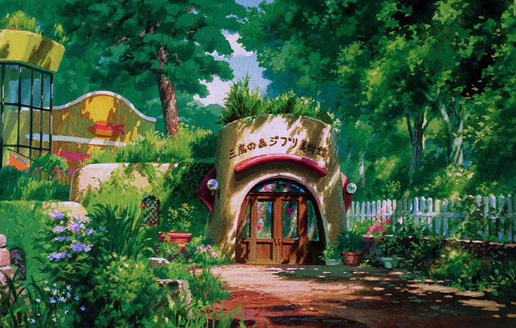 Un paseo por el Ghibli Museum, el museo secreto de Totoro