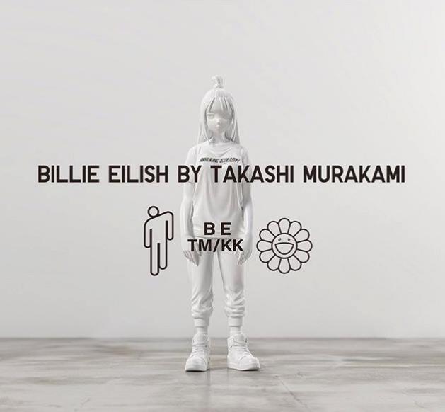 Novedad en UNIQLO con Billie Eilish X Murakami UT - una colección increíble!