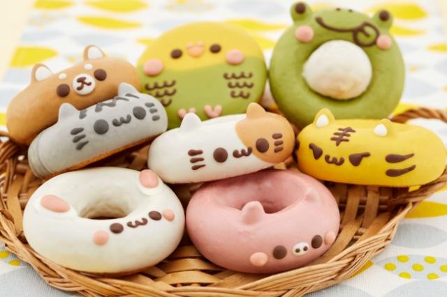 Kit para hacer Neko-Donuts Kawaii en Japón ¿Te animas con ellos?