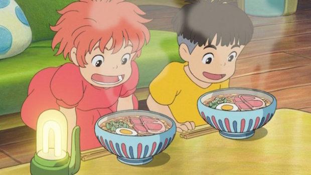 comida curiosidades japonshop  Itadakimasu! Como preparar tu ramen al estilo Ghibli!