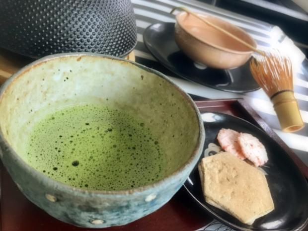 japonshop  Ceremonia del té para uno mientras estamos en casa