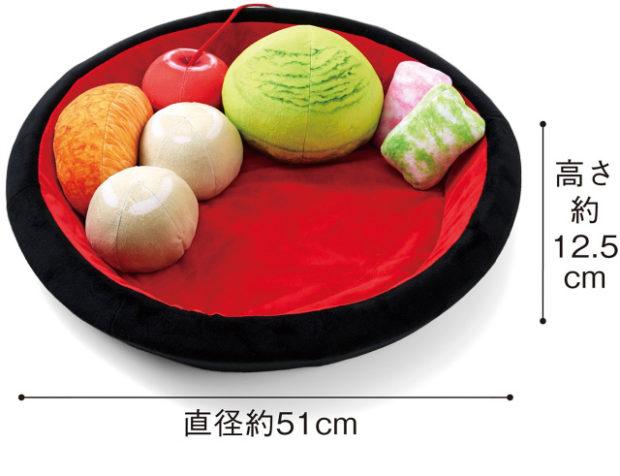 curiosidades japon  Anmitsu Nyanko Cushion o como hacer la bandeja de dulces más kawaii!