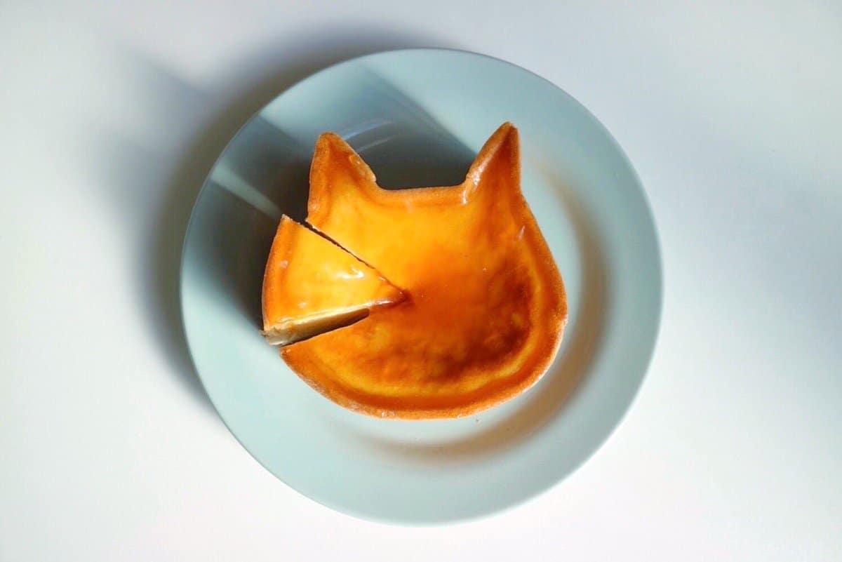 ¡Neko Neko Cheese-cake el pastel con forma de gato que arrasa en Japón!