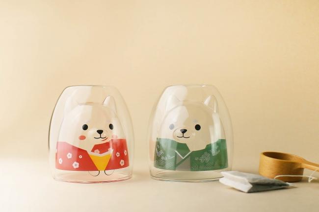 ¡Goodglas Japan lanza los vasos Kimono Shiba Inus!