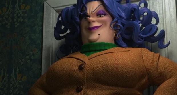 actualidad japon  Aya y la Bruja - Llegan las primeras imágenes de la primera película Ghibli CGI