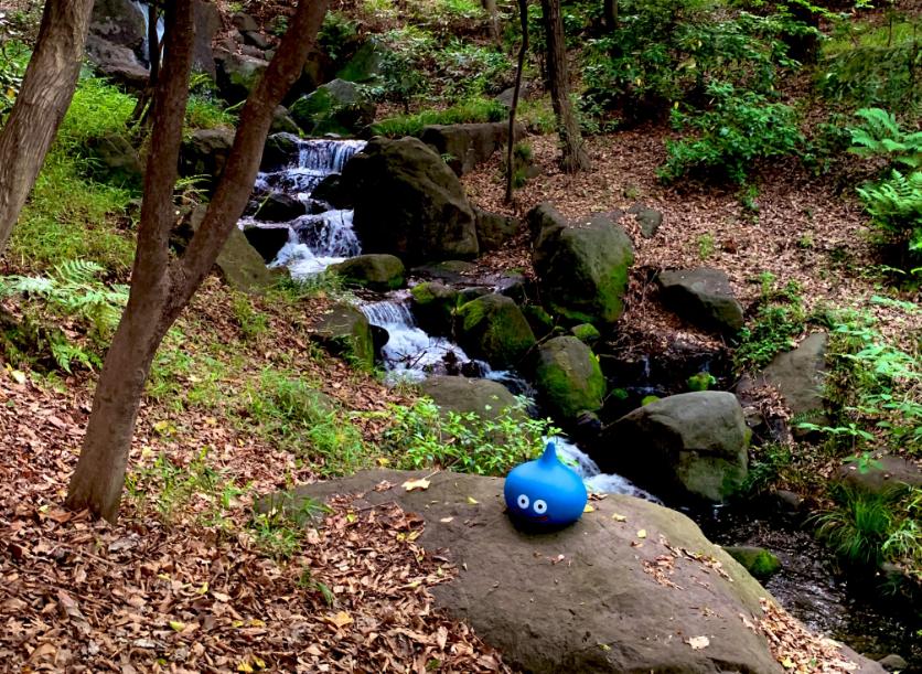 curiosidades japon  ¡Dragon Quest Slime por el Mundo! Vamos de viaje con este simpático personaje!