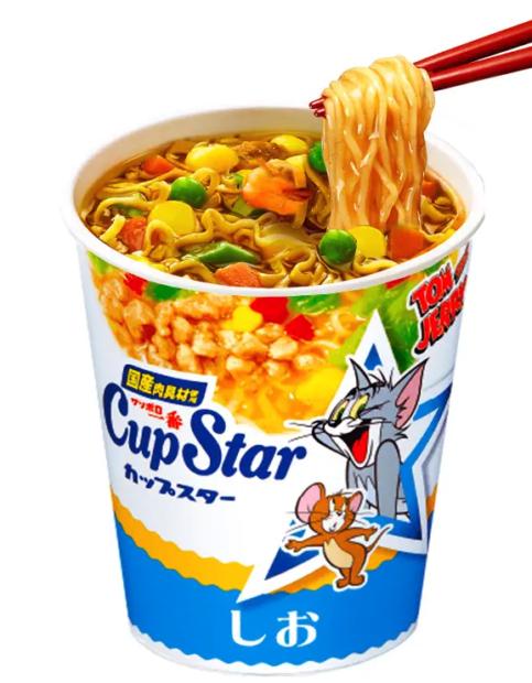 comida curiosidades japonshop  ¡Ramen de Tom y Jerry en Japonshop!