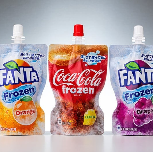 curiosidades japon japonshop  ¡Nueva Coca Cola Frozen en Japonshop!