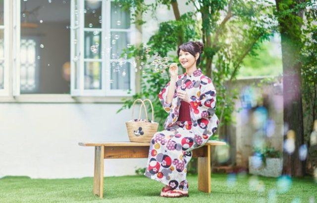 ¡Nuevos kimonos de verano de Disney con piezas de Mickey y Frozen!