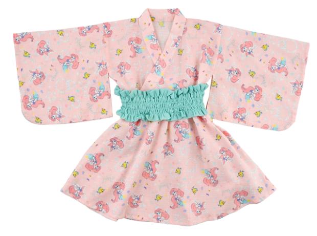 actualidad japon  ¡Nuevos kimonos de verano de Disney con piezas de Mickey y Frozen!