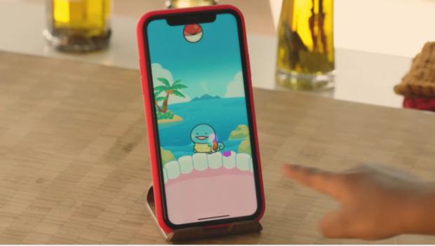 actualidad curiosidades japon  ¡Pokémon Smile, genial juego de Nintendo para que juegues mientras te lavas los dientes!