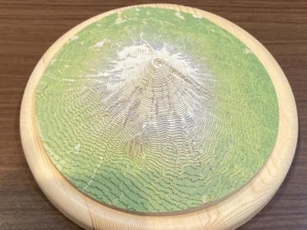 curiosidades japonshop  ¡Haz el Monte Fuji en casa con un recortable genialoso!