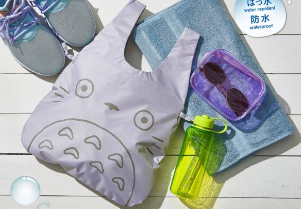 curiosidades japon  Japón prohibe las bolsas de plástico y Ghibli lanza estas reutilizables Kawaii!