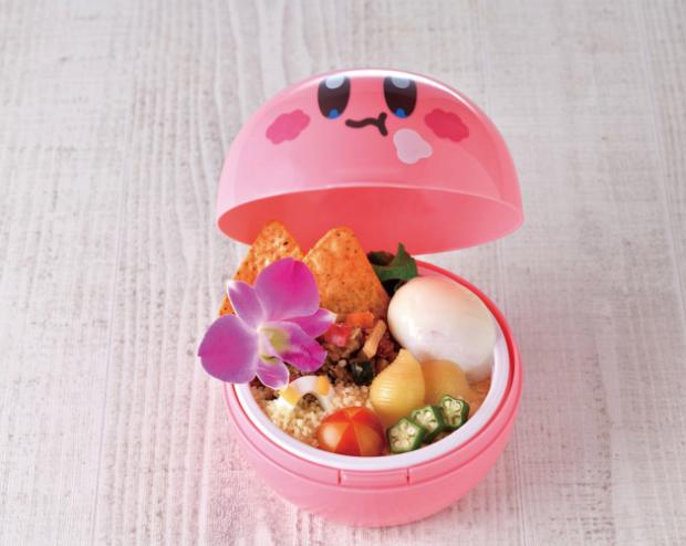 actualidad curiosidades japon  ¡Abre la boca como Kirby para devorar estos nuevos platos del Summer Kirby Café!