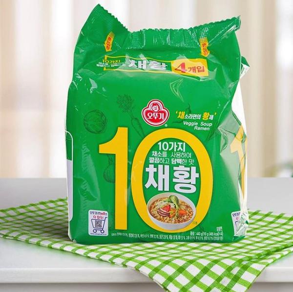 Menú Coreano delicioso con japonshop