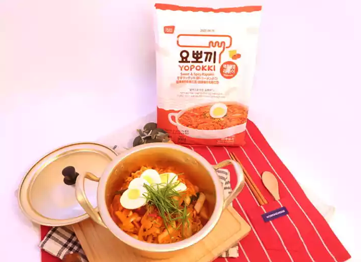 ¡Hello Korea! Novedades novedosas para panzas golosas y NUEVO Kit Kat!
