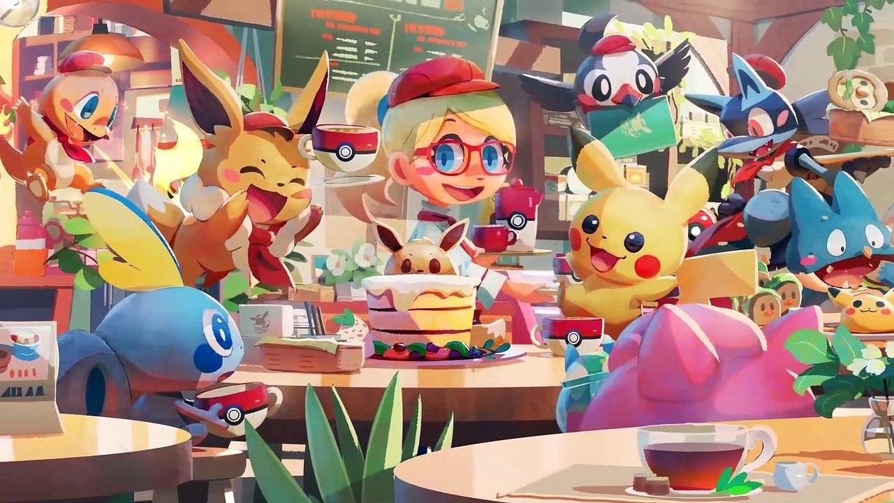 Los platos de Pokémon Café Mix se vuelven reales