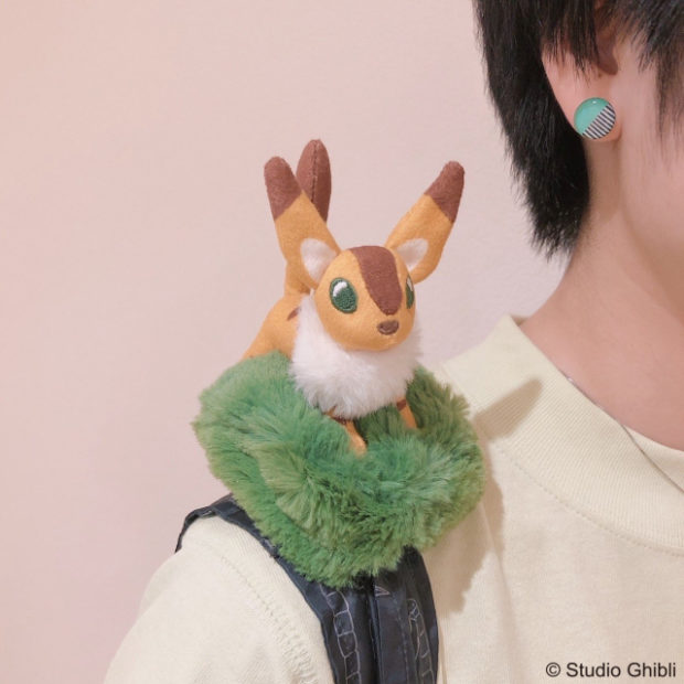 curiosidades japonshop  ¡Nuevos peluches de Ghibli que realmente son bolsas reutilizables, a flipar!