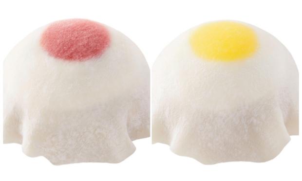comida japon  ¡Mochi Cream Donuts Novedad en Mr Donuts!