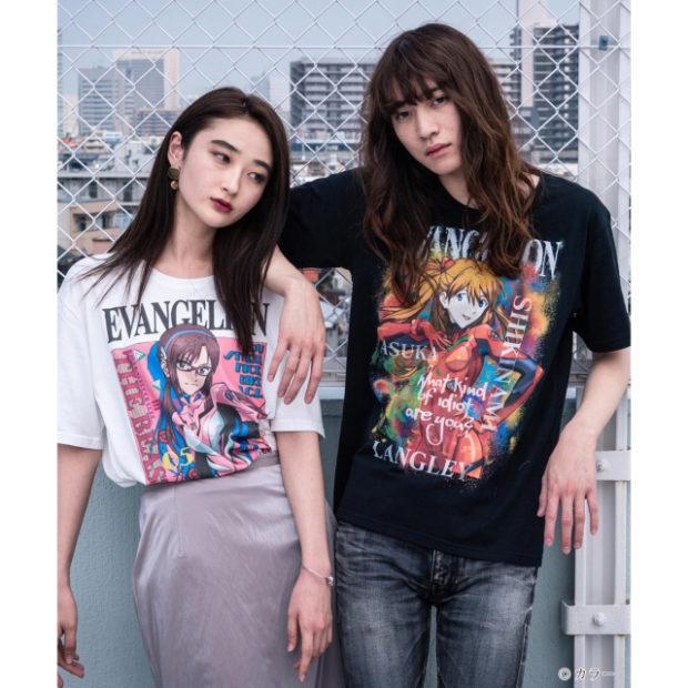actualidad japon  ¡Evangelion y la marca gamb de Kan Furuya colección de moda urbana!